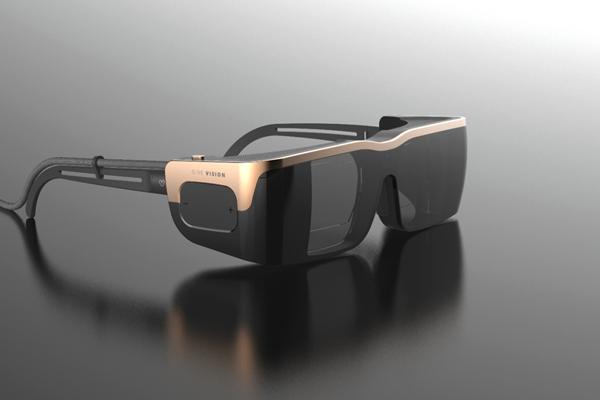 GiveVision正与索尼合作研发制造可穿戴视力障碍设备