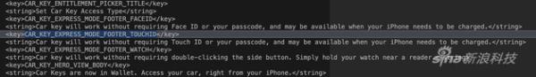 iOS 13.4代码中的新信息