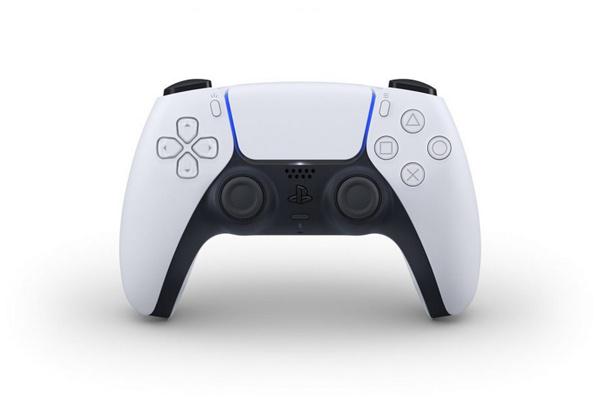 索尼正式发布PS5 DualSense手柄:全新外观设计  新增触觉反馈