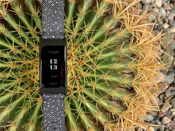 Fitbit Charge 4评测