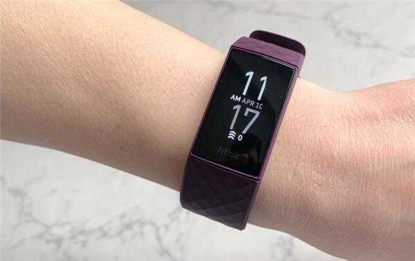 Fitbit Charge 4:外形设计
