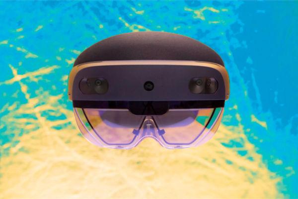 微软宣布HoloLens 2将支持5G技术