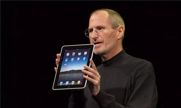 2010年——iPad平板电脑到来