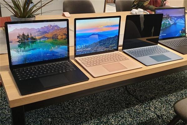 Surface Laptop 3 13——外形非常时尚的超极本