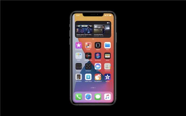 苹果iOS 14