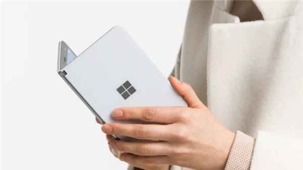 微软Surface Duo最全细节盘点