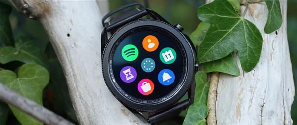 三星Galaxy Watch 3全面评测