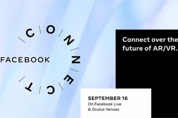 Facebook宣布Oculus Connect将于9月16日线上直播举行