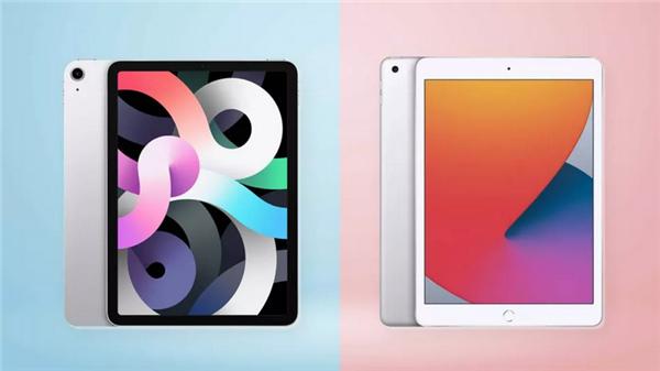 iPad 8对决iPad Air 4