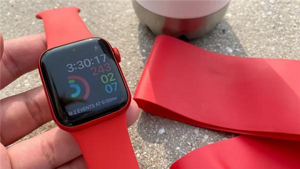 Apple Watch 6评测