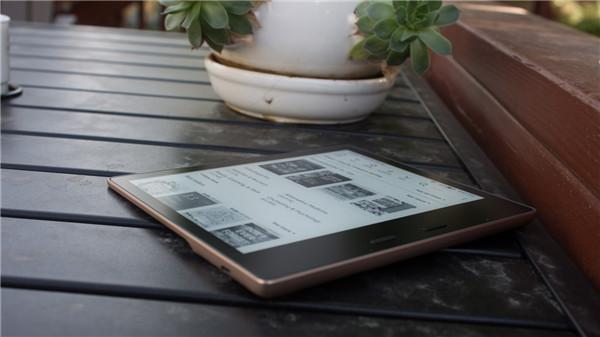 亚马逊Kindle Oasis评测