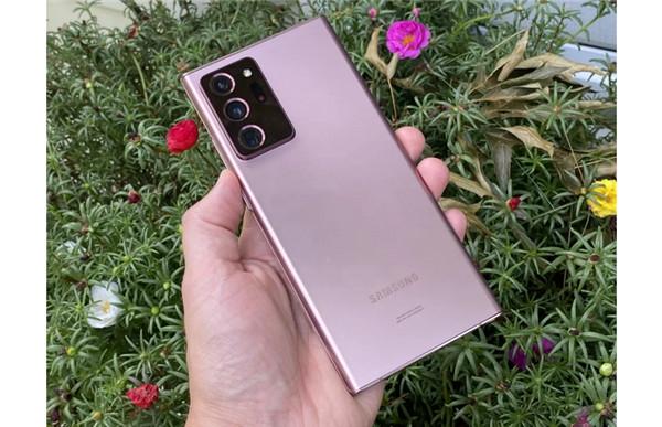 Galaxy Note 20 Ultra深度评测