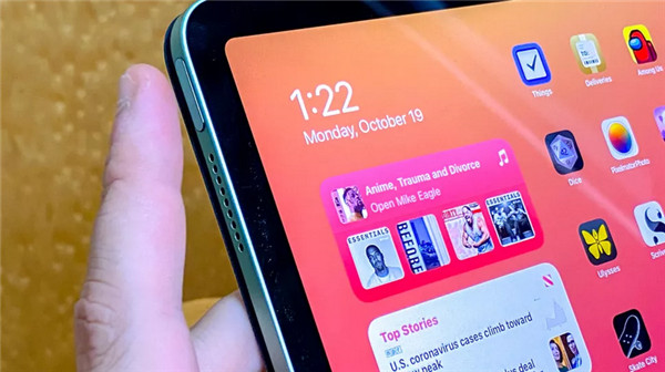 苹果iPad Air 4评测