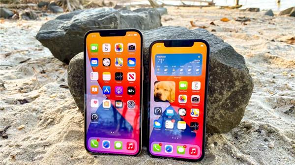 iPhone 12 Pro全面对比iPhone 12 Pro Max