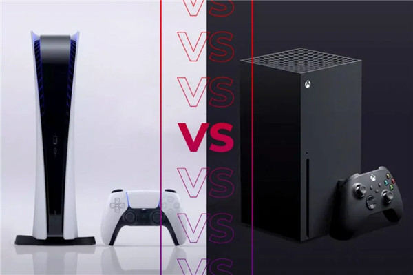 PS5全方位對比Xbox Series X