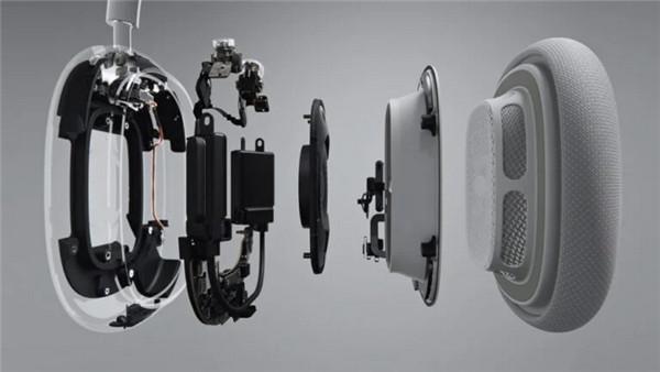 苹果AirPods Max细节盘点