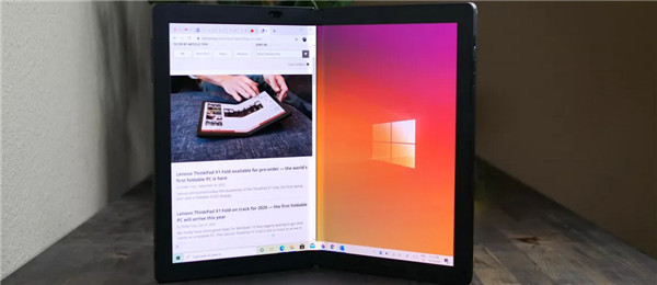 联想ThinkPad X1Fold评测