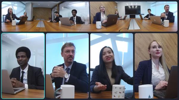 看到科技发布Kandao Meeting Pro 360°视频会议机