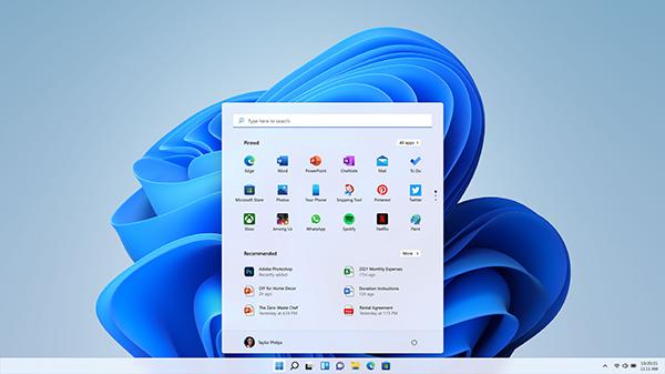 微软发布Windows 11 PC上运明�@是何林行安卓应用成真