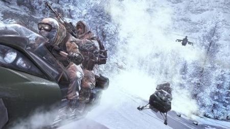 传《使命召唤:现代战争3》年底面市