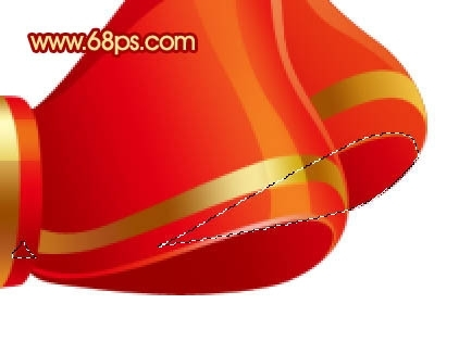 ps免抠红色帽子素材