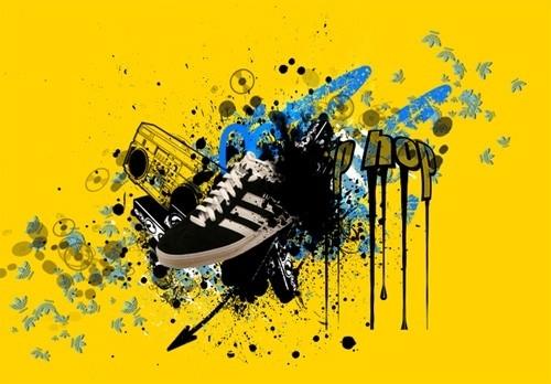 阿迪达斯的26张广告插画设计欣赏图片