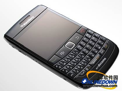 ntt docomo推出blackberry bold 9780