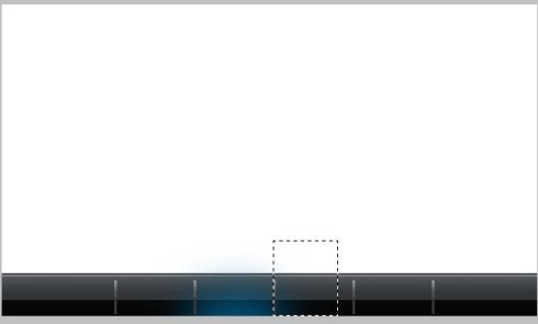 ps投影光束素材