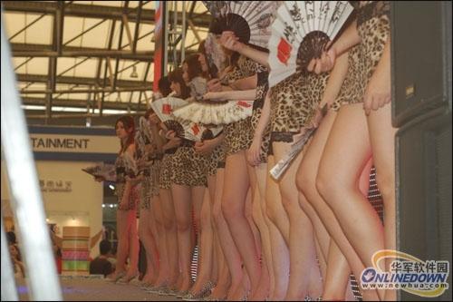 v美女chinajoy上的美女秀美女的三角裤图片