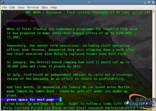 流量器_十款特色web浏览器推荐
