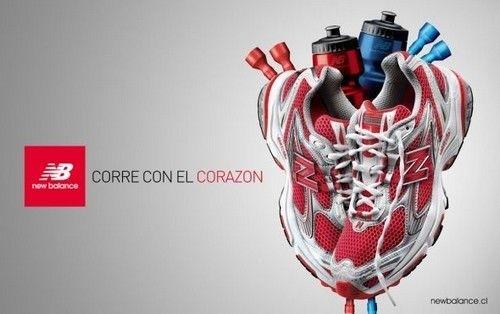 13个鞋子的平面创意广告