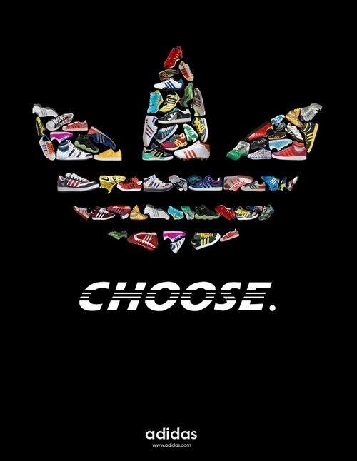 13个鞋子创意平面广告欣赏图片