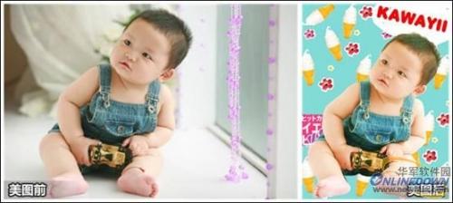 小童星可爱宝宝