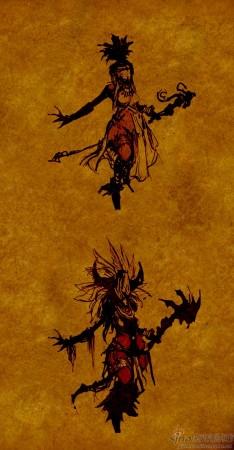 暗黑破坏神3五大职业套装外观一览 暗黑3 全职业套装霸气...