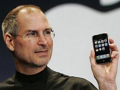 2007年,iPhone横空出世