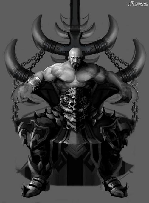 2012-06-17 《暗黑3》简单前瞻 王者霸气无人能敌 2012-03-13 创建