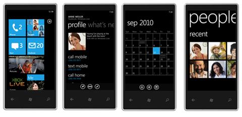 浅窥Windows Phone 7之用户交互设计